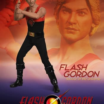Flash Gordon 1/6th Scale Figures Coming From BIG Chief Studios