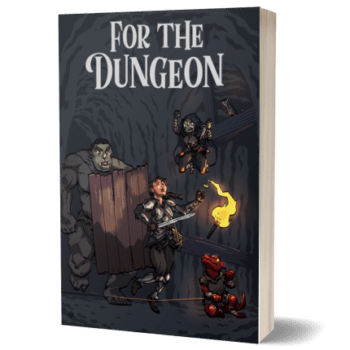 'For the Dungeon!' Puts RPG Players in Minion Monster Shoes