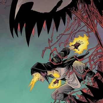 Cullen Bunn Gets Symbiotic Again with Web of Venom: Funeral Pyre