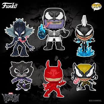 Funko Round-Up: Venomized Marvel Wave 2 Red Death and More Hocus Pocus
