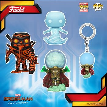 Funko Shows Off Villains of Spider-Man: Far From Home