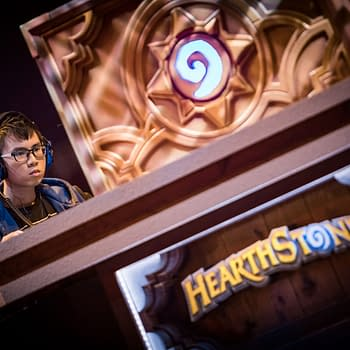 Hearthstone HCT World Championships: Group Stage A - Bloodtrail vs. Bunnyhoppor