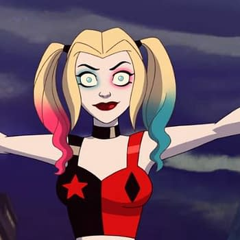 Harley Quinn: Nobody Previews DC Universes New Animated Series&#8230Huh [VIDEO]