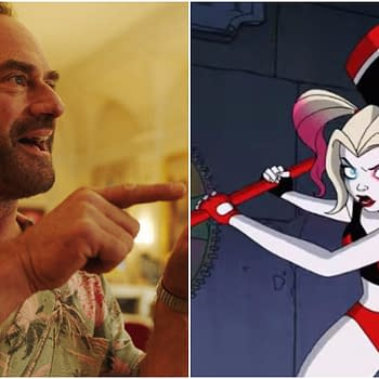 Harley Quinn: Happy Star Christopher Meloni Talks Voice Acting DC Universe Animated Series