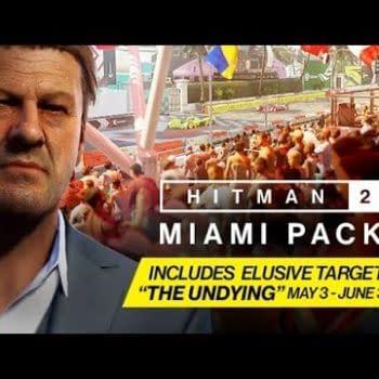 Sean Bean Returns as an Elusive Target in Hitman 2