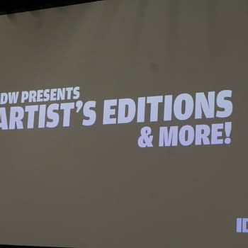 Running Through IDWs Artists Edition Plans at Wondercon
