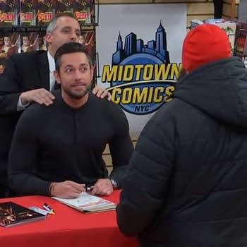 Impractical Jokers: Can Capt. Fatbelly Save Shazam Star Zachary Levi in Time [VIDEO]