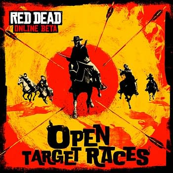 The Red Dead Online Beta Adds Open Target Races Today