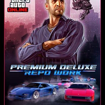Grand Theft Auto Online Adds Premium Deluxe Repo Missions