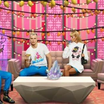 The Sims has Partnered with Italian Fashion House Moschino