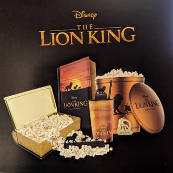 CinemaCon: New Looks at Merchandise for Aladdin Lion King IT: Chapter 2 and More