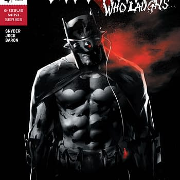 Batman Who Laughs #4: How DOES He See Through That Thing *SPOILERS
