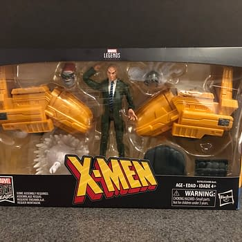 Lets Take a Look at the New Marvel Legends Professor X Figure