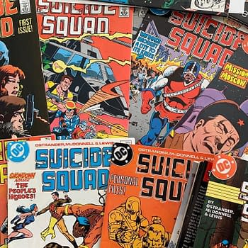 Probable Inspiration: James Gunn Loves John Ostranders Run of Suicide Squad