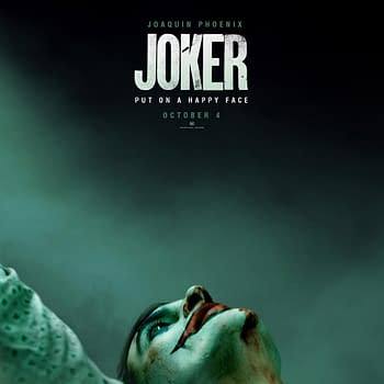 New Joker Poster Urges to Put On A Happy Face