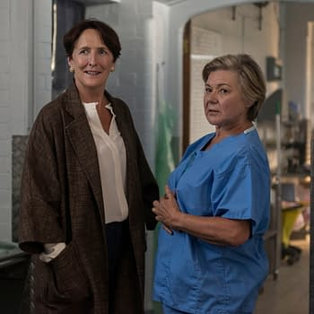 Killing Eve Star Fiona Shaw Signs on to Enola Holmes