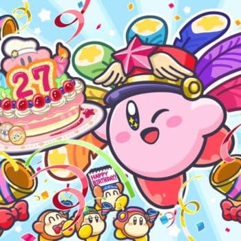 Kirby Celebrates 27 Years With a Message From The Series Director