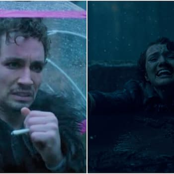 The Umbrella Academy: Klaus Remembers Stranger Things Barb&#8230 Even After YOU Forgot [VIDEO]