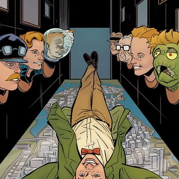 DC Shocker: Fraction and Lieber to Kill Off Jimmy Olsen in New Series
