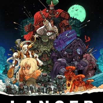 'Lancer' Sci-Fi Mech RPG Launches on Kickstarter