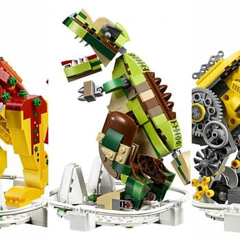 LEGO House Dinosaurs Announced Available April 17 at The LEGO House Store