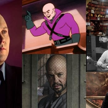 Supergirl: Our Top 10 List of Lexiest Lex Luthors of All Time (TV/Film)