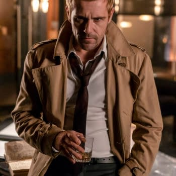 Not Sure if 'Legends of Tomorrow' or 'Constantine' Season 2 Tease…