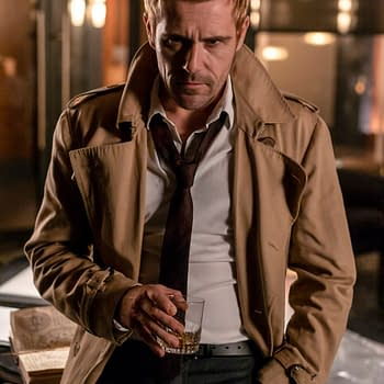 Not Sure if Legends of Tomorrow or Constantine Season 2 Tease&#8230