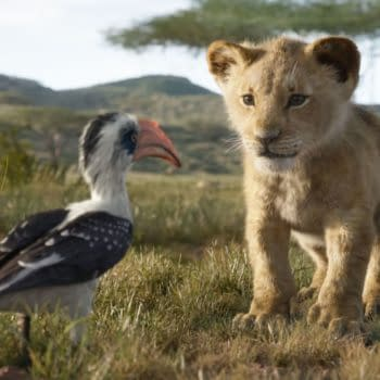 "New TV Spot for ""The Lion King"" Has Talkin' Animals"