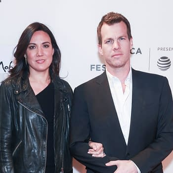 Couples Goals Lisa Joy Jonathan Nolan Headed to Amazon Studios
