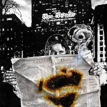First Look at Greg Rucka and Mike Perkins' Lois Lane for July