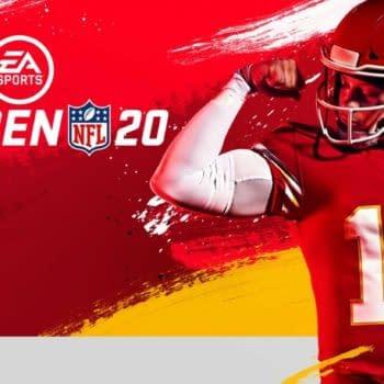 Patrick Mahomes Named Madden NFL 20 Cover Athlete