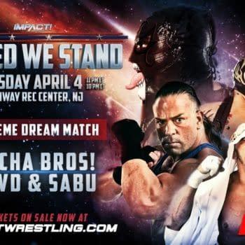 Rob Van Dam Signs Impact Wrestling Deal