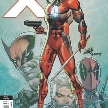 Major X #3 Sells Out Before Release Again