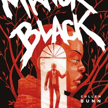Cullen Bunn Brian Hurtt &#038 Tyler Crook Launch Manor Black at Dark Horse in July