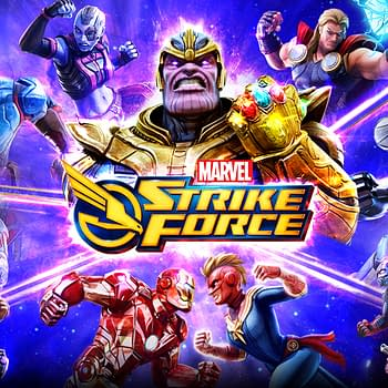 Marvel Strike Force Receives Avengers: Endgame Content