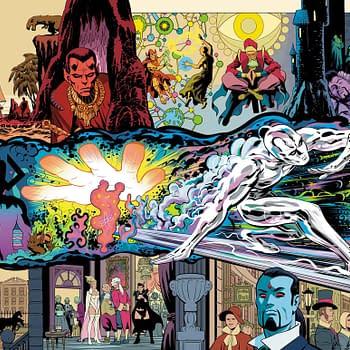 Mark Waids History of the Marvel Universe Promises Unknown Secrets Shocking Revelations