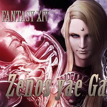 Final Fantasy XIVs Zenos yae Galvus is Now Available in Dissidia FF NT