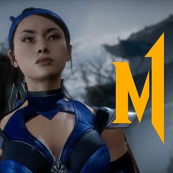 Mortal Kombat 11 Shows Off More of Kitana and DVorah
