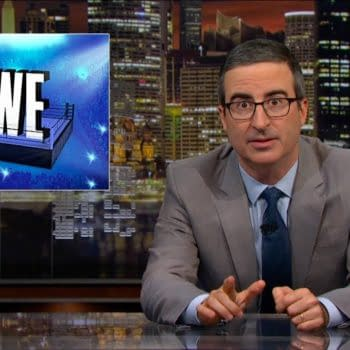 WWE Wants to Settle Score With John Oliver at WrestleMania