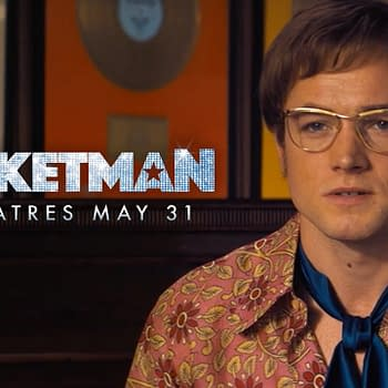 Taron Egerton Taks Elton Johns Story in Rocketman Featurette