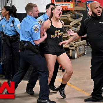 Good News: Ronda Rousey Becky Lynch and Charlotte Flair Released From Jail