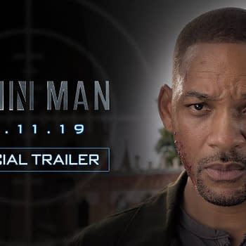 First Trailer for Ang Lees Gemini Man Starring Will Smith Hits