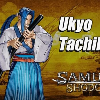 Samurai Shodowns Confirms Ukyo to the Roster with New Gameplay Trailer
