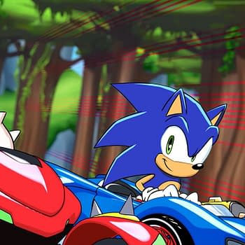 SEGA Presents Part Two of Team Sonic Racing Overdrive