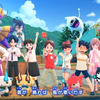 Check Out The Opening Movie For Yo-Kai Watch 4
