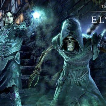 The Elder Scrolls Online Releases Necromancer Gameplay Footage