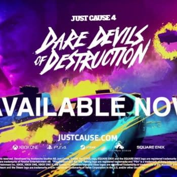 Just Cause 4 Releases the Dare Devils of Destruction DLC