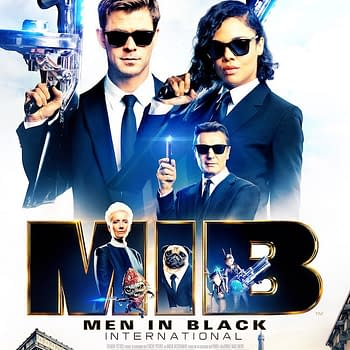 London Calling &#8211 Men In Black: International Gets New Trailer Poster