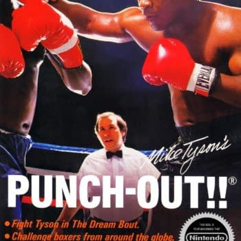 Did Mike Tyson Just Leak a New Nintendo Punch-Out Game?